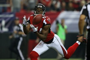 Roddy White TD Catch